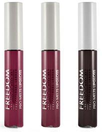 SET Freedom Pro Melts Vamp Collection (W) zestaw 3 błyszczyków do ust