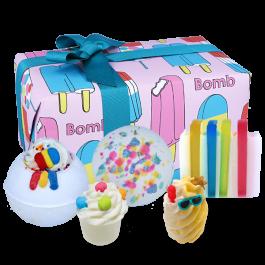 SET Bomb Cosmetics Anything is Popsickle Gift Pack (W) zestaw upominkowy do kąpieli