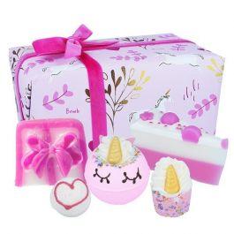 SET Bomb Cosmetics Unicorn Sparkle Gift Pack (W) zestaw upominkowy do kąpieli