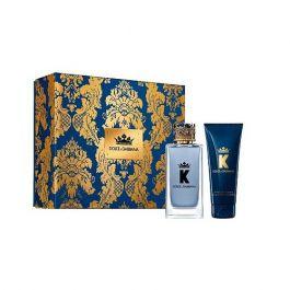 Zestaw prezentowy dla mężczyzn Dolce & Gabbana K  woda toaletowa 100ml + balsam po goleniu 75ml