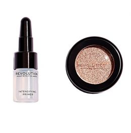 SET Makeup Revolution Flawless Foils (W) cień foliowy Rebound + Intensifying Primer