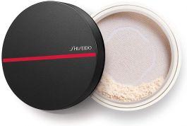 Shiseido Synchro Skin Invisible Silk Loose Powder (W) transparentny puder do twarzy Matte 6g