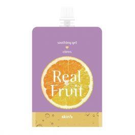 SKIN79 Real Fruit Soothing Gel Citrus (W) rozjaśniająco-rewitalizujący żel cytrusowy 300g