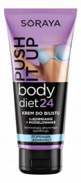 Soraya Body Diet24 Ujędrnianie & Modelowanie (W) krem do biustu 150ml