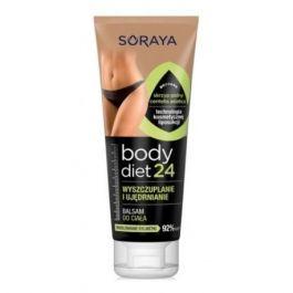 Soraya Body Diet24 Wyszczuplanie & Ujędrnianie (W) balsam do ciała 200ml