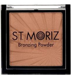 St. Moriz Bronzing Powder (W) bronzer Golden Glow 9g