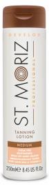 St. Moriz Professional Self Tanning Lotion (W) samoopalacz Medium 250ml