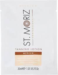 St. Moriz Professional Self Tanning Lotion (W) samoopalacz Medium 30ml
