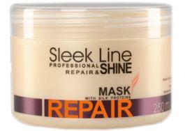 Stapiz Repair & Shine Hair Mask (W) maska z jedwabiem do włosów zniszczonych i suchych 250ml