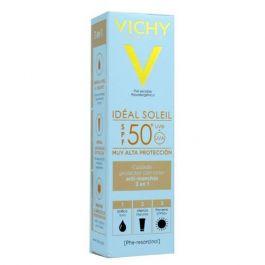 Vichy Ideal Soleil SPF50+ (W) ochronny krem do twarzy 50ml