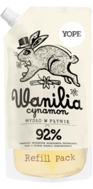 YOPE Refill (U) Mydło Wanilia 500ml