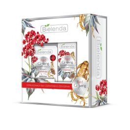 Zestaw prezentowy Bielenda Red Ginseng 60+ (W) krem do twarzy 50ml + krem pod oczy 15ml