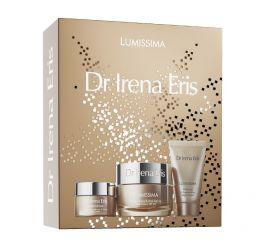 Zestaw prezentowy dla kobiet Dr Irena Eris Lumissima krem do twarzy na dzień 50ml + krem na noc 30ml + krem pod oczy 15ml