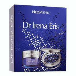 Zestaw prezentowy dla kobiet Dr Irena Eris Neometric krem do twarzy na dzień 50ml + kapsułki redukujące zmarszczki 45 szt