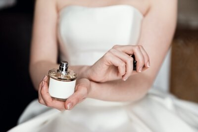Ślubne perfumy
