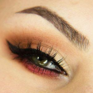 makijaż jesienny