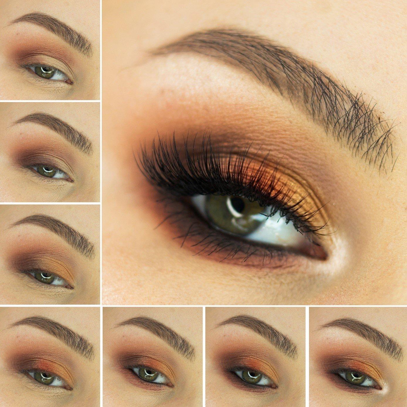 makeup jesień 2