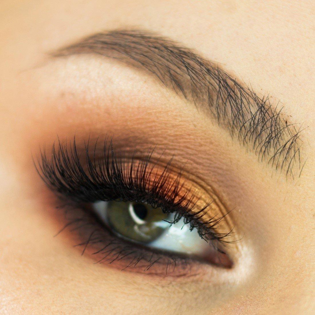 makeup jesień