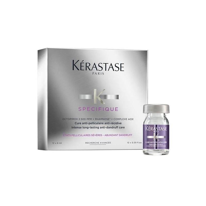 Kerastase Specifique Cure Anti-Pelliculaire (W) ampułki do włosów 12x6ml