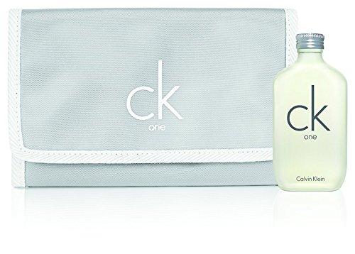 Zestaw prezentowy unisex Calvin Klein One woda toaletowa 100ml + travel pouch