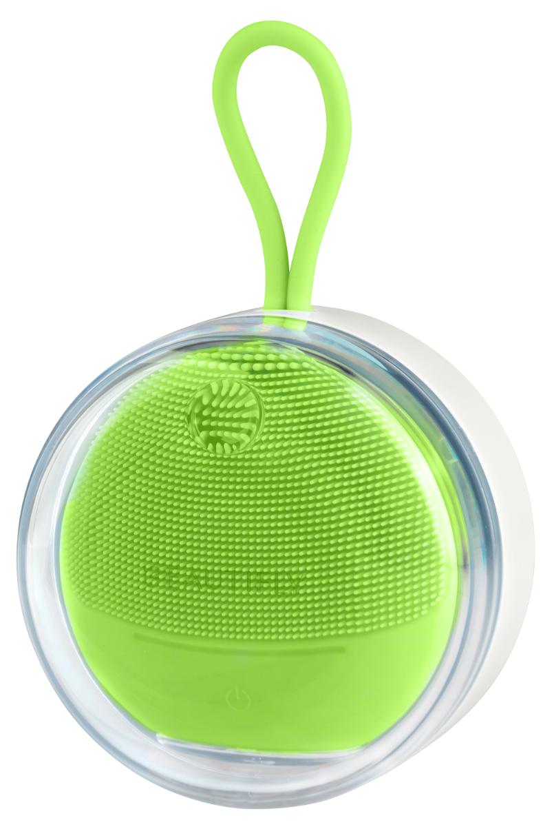 Beautifly B- Pure (W) szczoteczka soniczna do twarzy zielona