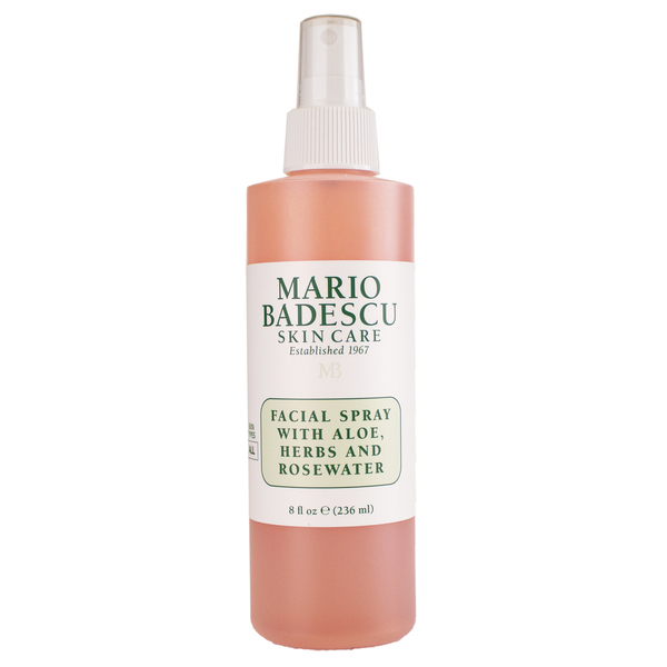 Mario Badescu Skin Care Facial Spray with Aloe Herbs and Rosewater (W) mgiełka do twarzy 236ml