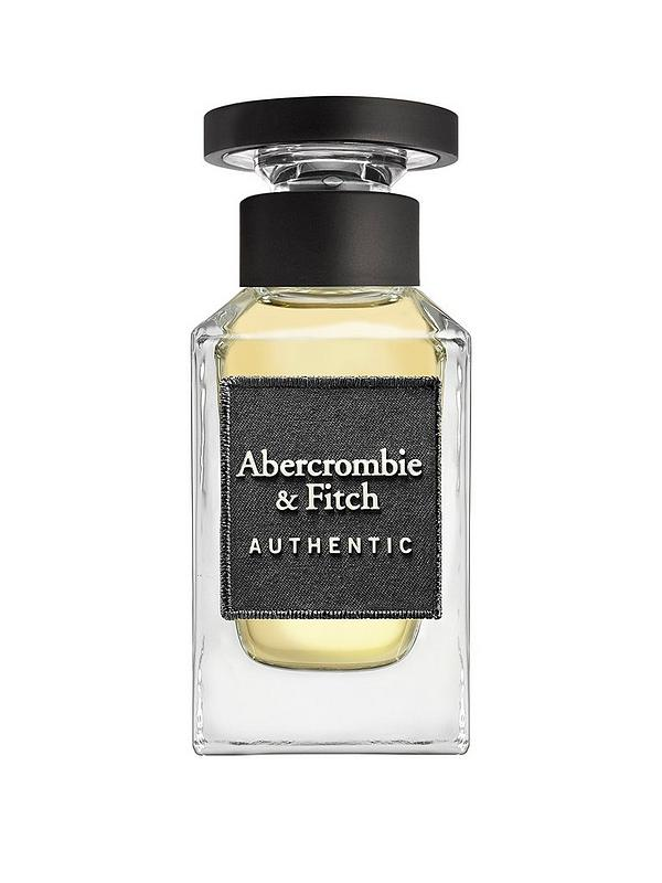 Abercrombie & Fitch Authentic (M) edt 50ml