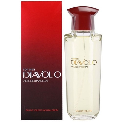 Antonio Banderas Diavolo for Men (M) edt 200ml