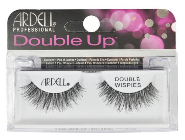 Ardell Double Wispies (W) sztuczne rzęsy Black