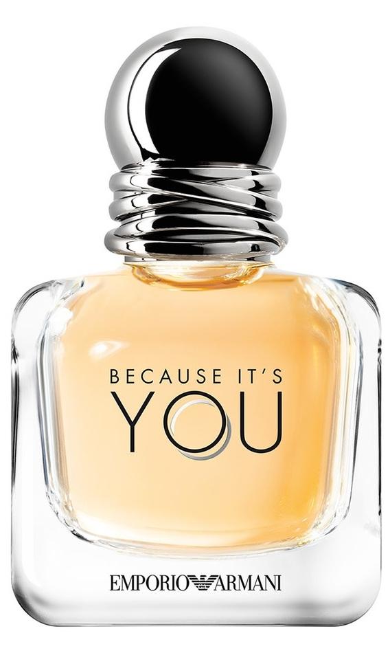 Armani Emporio Because It's You (W) edp 50ml