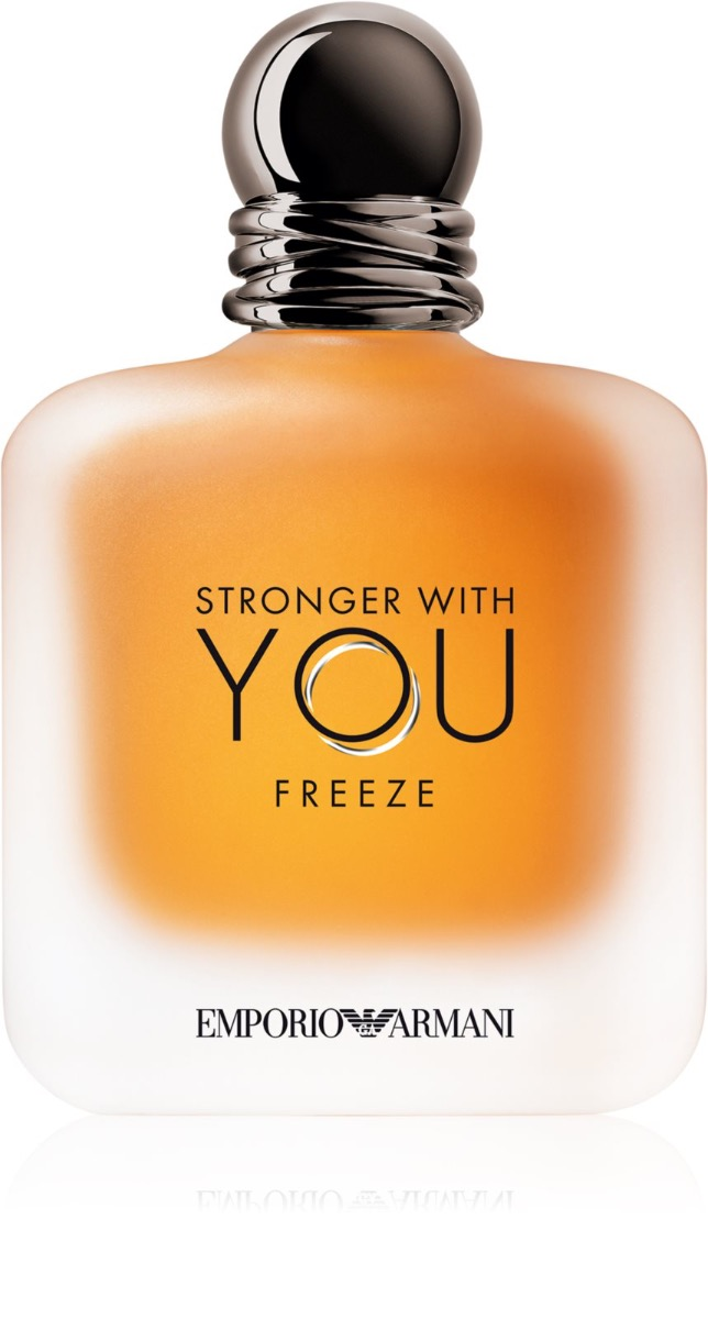 Armani Emporio Stronger With You Freeze woda toaletowa dla mężczyzn 100ml