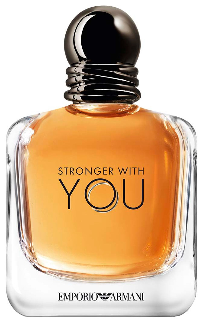 Armani Emporio Stronger With You (M) edt 100ml