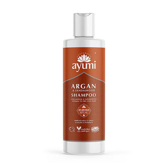 Ayumi Argan & Sandalwood Conditioner (W) odżywka do włosów 250ml