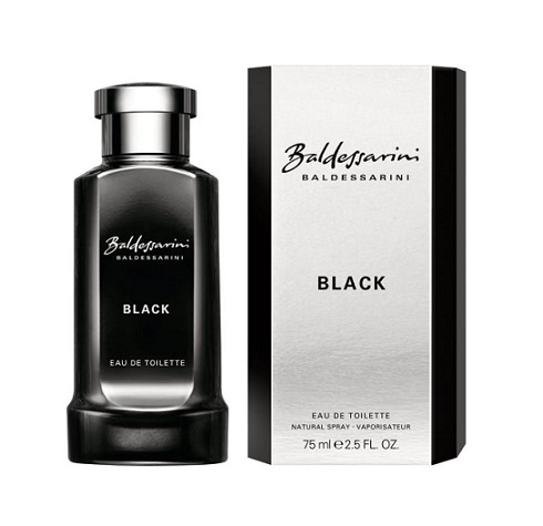 Baldessarini Black (M) edt 75ml