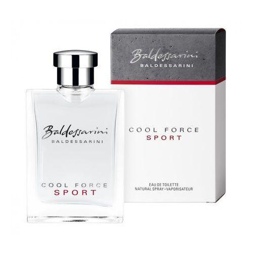 Baldessarini Cool Force Sport (M) woda toaletowa dla mężczyzn 90ml