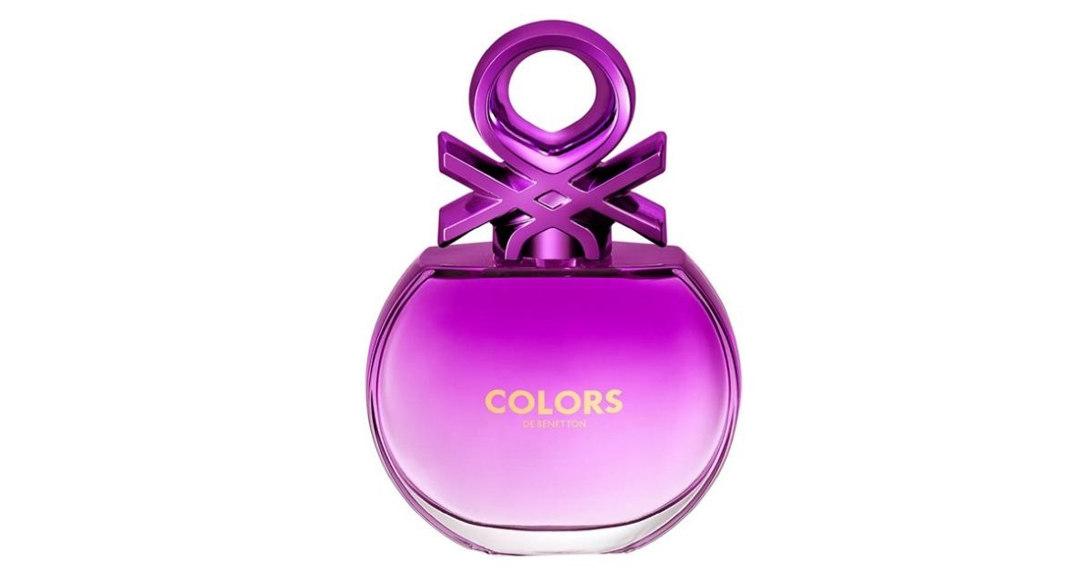 Benetton Colors De Benetton Purple (W) edt 80ml