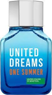 Benetton United Dreams One Summer (M) edt 100ml