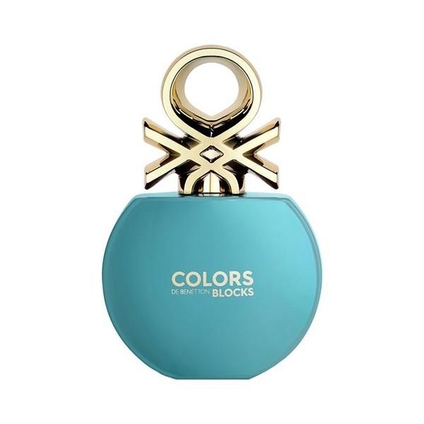 Benetton Colors De Benetton Blue (W) edt 80ml