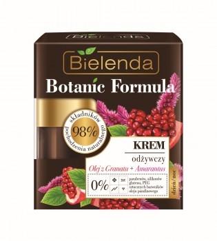 Bielenda Botanic Formula Olej z Granatu + Amarantus (W) Krem odżywczy dzień/noc 50ml