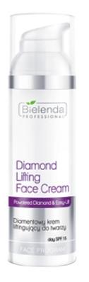 Bielenda Professional Diamond Lifting Face Cream (W) diamentowy krem liftingujący do twarzy SPF15 100ml