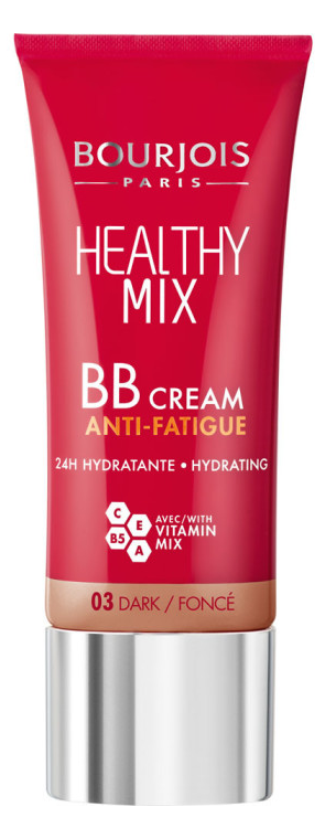 Bourjois Healthy Mix BB Cream (W) krem BB do twarzy 03 Dark 30ml