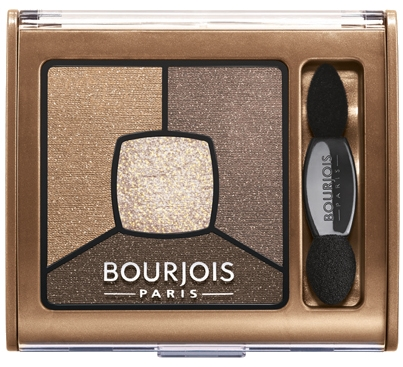 Bourjois Smoky Stories (W) cienie do powiek 06 Upside Brown 3,2g