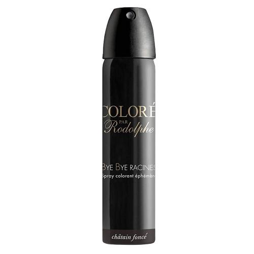 Bye Bye Racines Temporary Color Spray (W) spray na odrosty Dark Chestnut 75ml