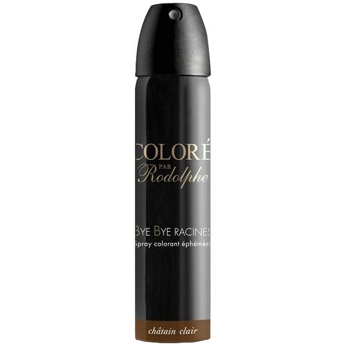Bye Bye Racines Temporary Color Spray (W) spray na odrosty Light Chestnut 75ml
