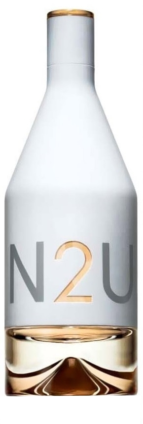 Calvin Klein In2u (W) edt 150ml