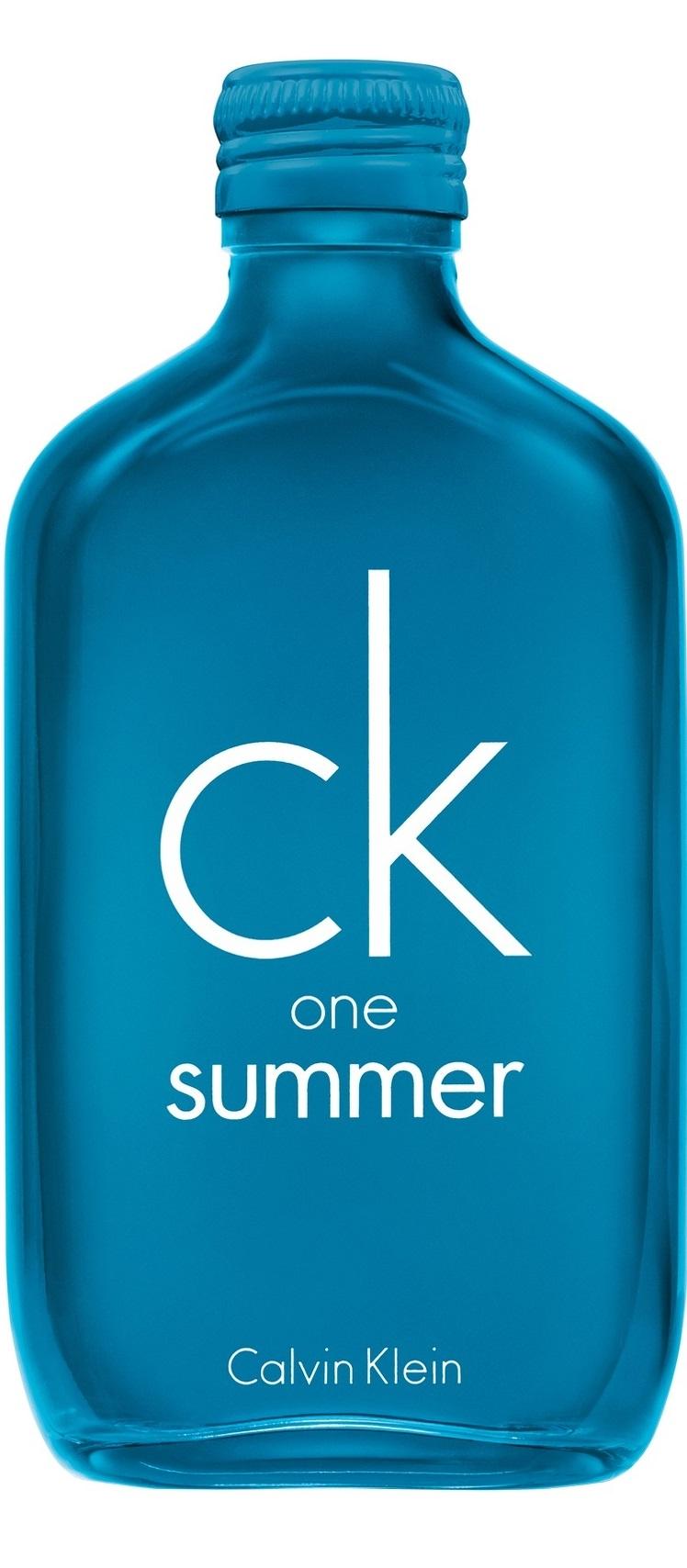 Calvin Klein One Summer 2018 (U) edt 100ml