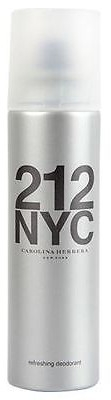 Carolina Herrera 212 NYC dezodorant w sprayu dla kobiet 150ml