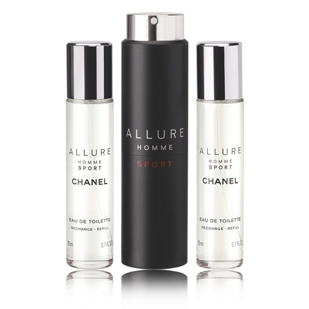 Chanel Allure Sport (M) edt 3x 20ml