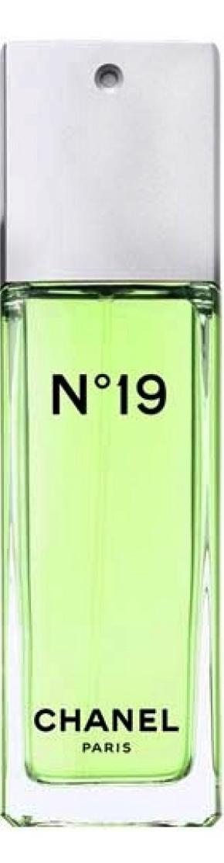 Chanel No.19 (W) edt 100ml
