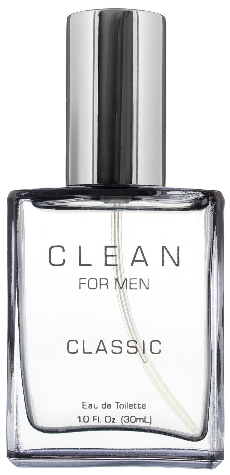 Clean Classic Men (M) edt 30ml